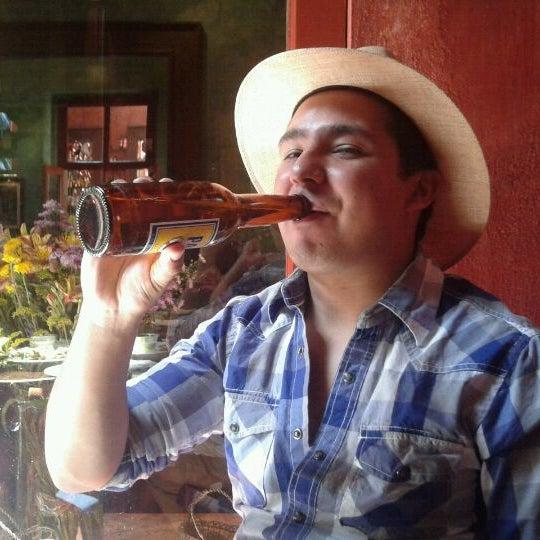 Photo taken at Hank's San Miguel de Allende by Carlos M. on 4/15/2012
