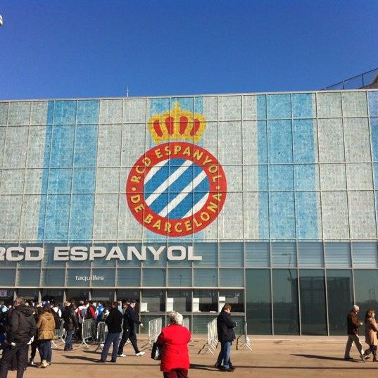 Foto diambil di RCDE Stadium oleh Alex E. pada 3/11/2012