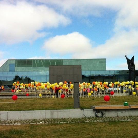 9/4/2012にJ K.がMusiikkitaloで撮った写真