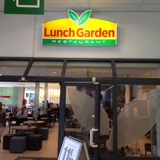lunch garden gent