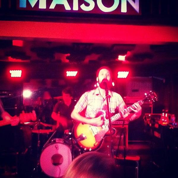 Foto scattata a Maison da James B. il 3/11/2012
