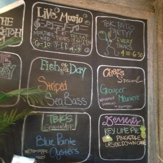 Foto tirada no(a) The Big Ketch Saltwater Grill por Sherra B. em 7/25/2012