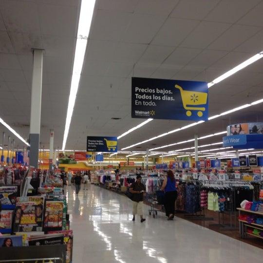 Photos At Walmart Supercenter Big Box Store
