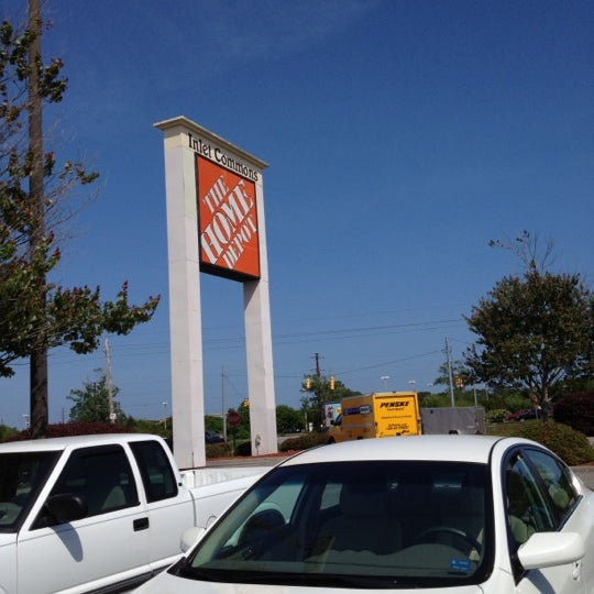 The Home Depot Hardware Store In Murrells Inlet