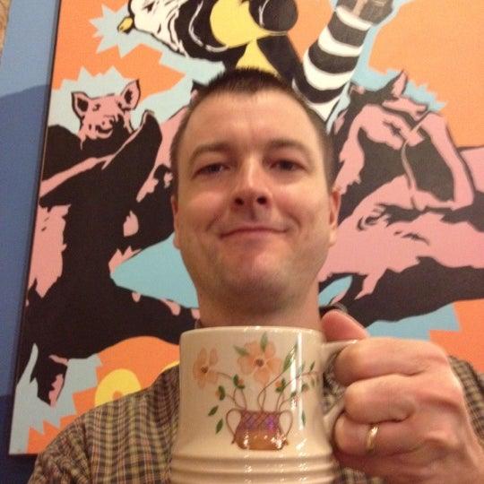 3/12/2012에 Karl P.님이 Peace Coffee Shop에서 찍은 사진