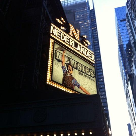 4/11/2012にKristin M.がNederlander Theatreで撮った写真