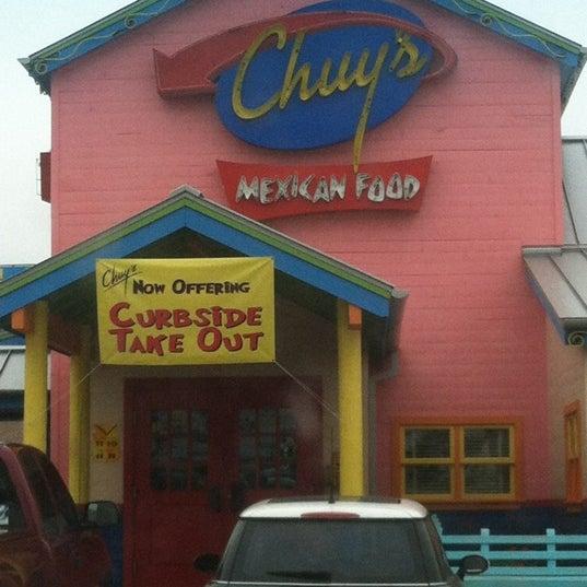 Chuy S Mexican Restaurant In Denton
