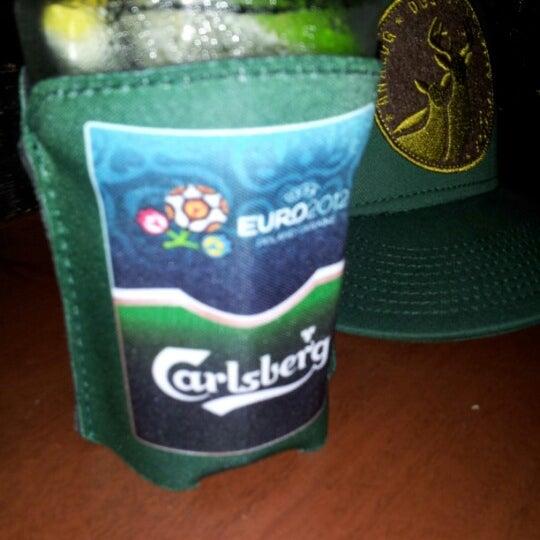 6/28/2012にChowlie B.がPlaywright Irish Pubで撮った写真