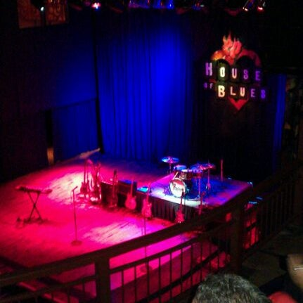 Foto scattata a House of Blues da Rocky F. il 4/29/2012