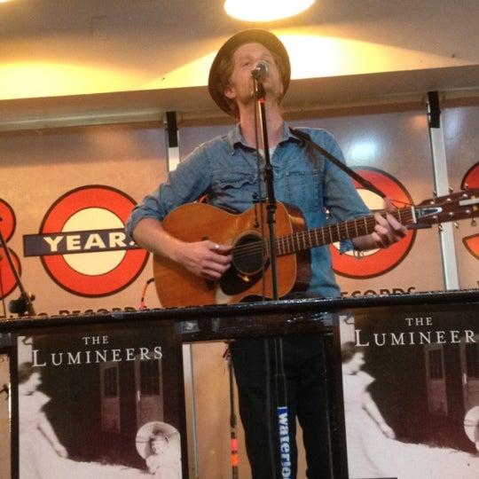 5/31/2012에 Ashley W.님이 Waterloo Records에서 찍은 사진