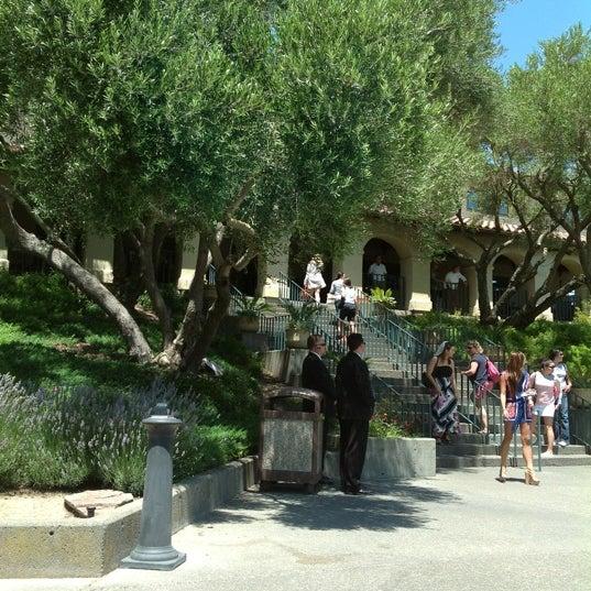 Das Foto wurde bei Gloria Ferrer Caves & Vineyards von Charles B. am 7/14/2012 aufgenommen