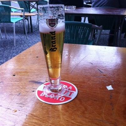 7/19/2012にJeroen P.がCafe Restaurant Piet de Gruyterで撮った写真