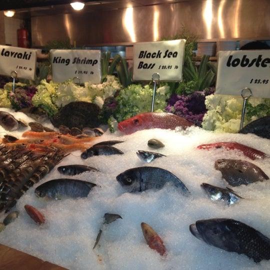 Foto scattata a Kellari Taverna NY da Cecilia H. il 2/15/2012