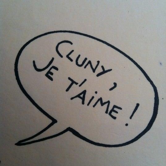 Снимок сделан в Cluny пользователем Pau R. 7/15/2012