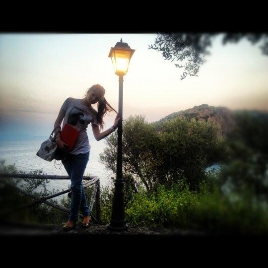 Foto diambil di Mezzatorre Resort & Spa oleh Gabriella🌹 M. pada 8/18/2012