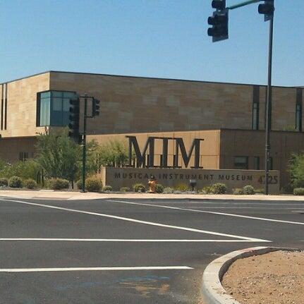 Photo prise au Musical Instrument Museum par Jess D. le8/4/2012