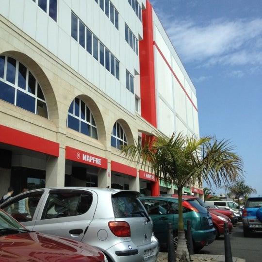 Edificio mapfre la isleta c poeta agustin millares sall n 3 - Oficina seguros mapfre las palmas de gran canaria ...