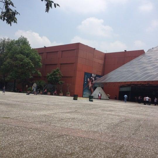 8/26/2012에 Rosa Martha R.님이 Universum, Museo de las Ciencias에서 찍은 사진
