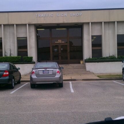 Photos at Alabama Dept  of Trans Sign Shop - Government Building