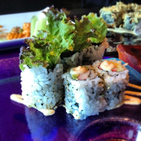 Try California roll