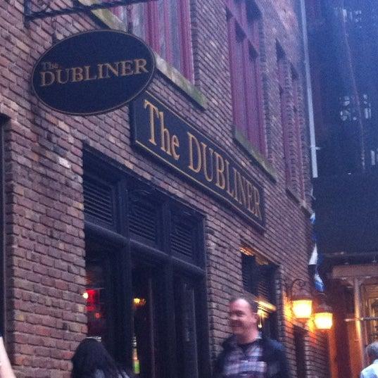 5/11/2012 tarihinde Shanna G.ziyaretçi tarafından The Dubliner'de çekilen fotoğraf