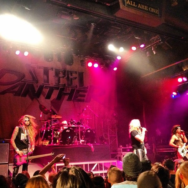 Foto scattata a House of Blues Sunset Strip da Weri il 4/10/2012