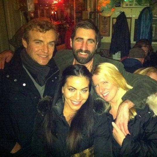 Foto tomada en Ear Inn por Jessica (. el 3/11/2012