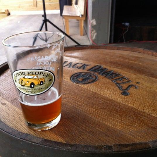 Foto diambil di Good People Brewing Company oleh Steve N. pada 3/25/2012