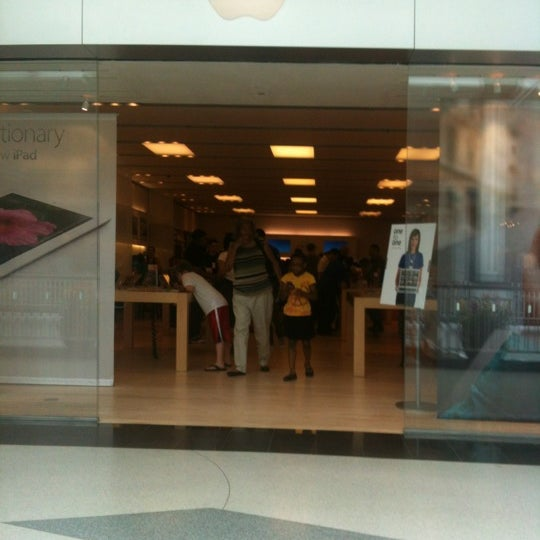low priced ec6dc f1f58 Photo taken at Apple Towson Town Center by Toan D. on 5 20