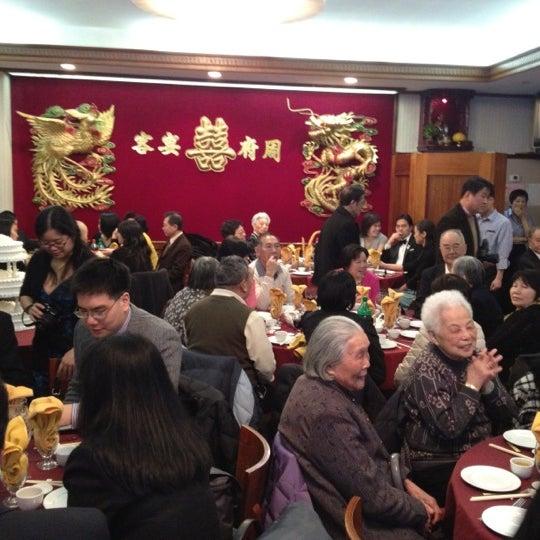 2/26/2012에 Jessica J.님이 Oriental Garden 福臨門海鮮酒家에서 찍은 사진