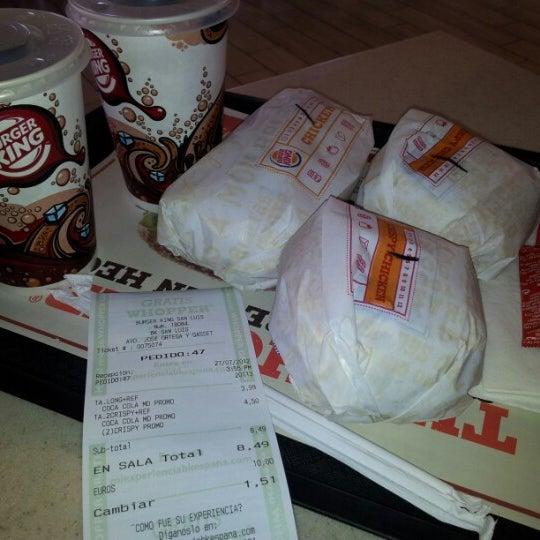 Photos At Burger King Cruz De Humilladero Avenida Ortega Y