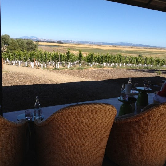 Photo taken at Ram's Gate Winery by Rink on 6/24/2012