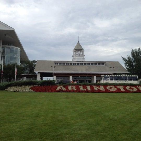 7/22/2012にMaria R.がArlington International Racecourseで撮った写真