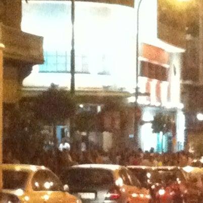 Foto scattata a Teatro Barceló da Javier il 9/8/2012