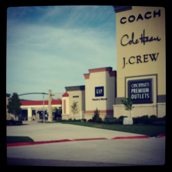 13573a9060 Cincinnati Premium Outlets - Outlet Mall in Monroe