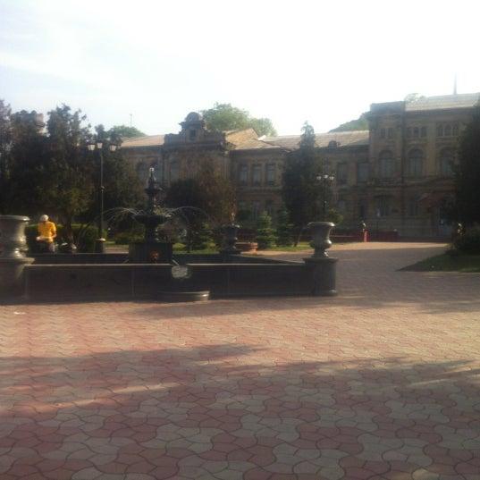 Снимок сделан в Площадь Ленина пользователем Руслан Г. 5/14/2012