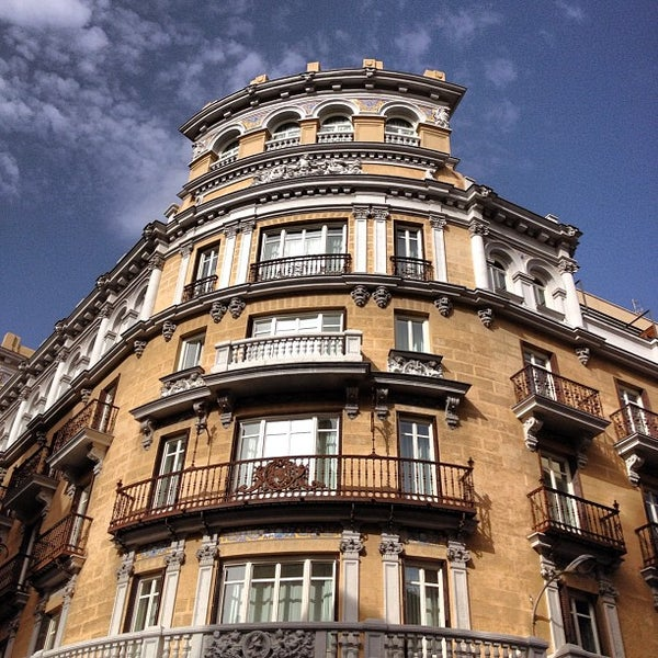 Foto scattata a Hotel de las Letras da Sandro S. il 8/19/2012