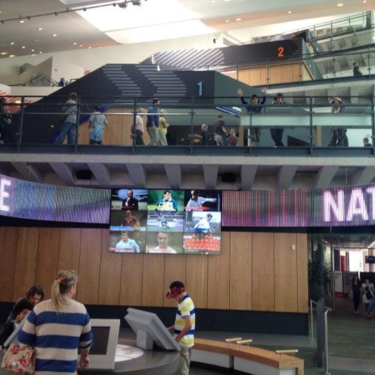 8/24/2012 tarihinde Emre A.ziyaretçi tarafından National Football Museum'de çekilen fotoğraf