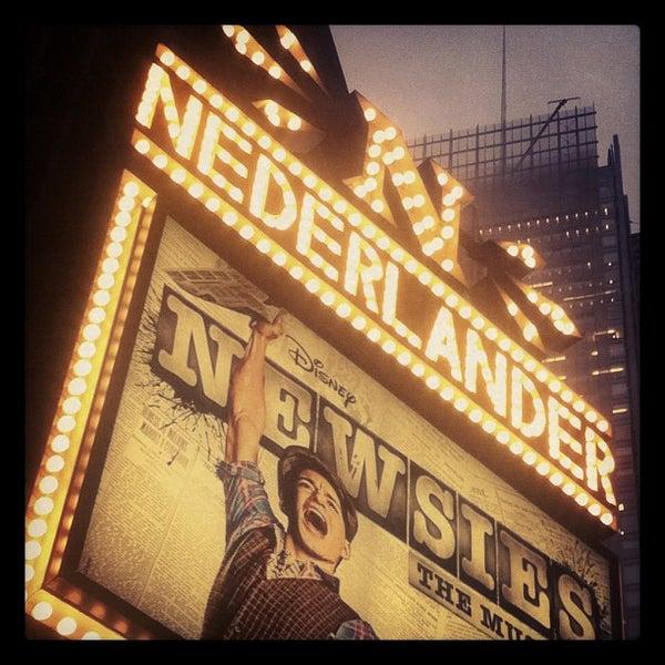 6/22/2012にAlyssa G.がNederlander Theatreで撮った写真
