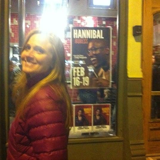 2/19/2012 tarihinde James B.ziyaretçi tarafından Comedy Works Downtown in Larimer Square'de çekilen fotoğraf