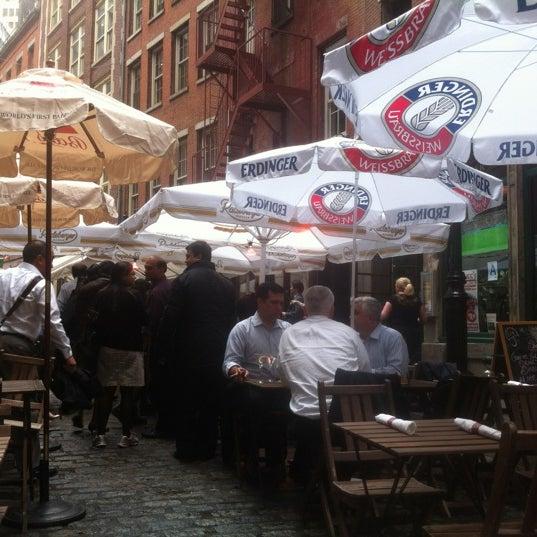 5/9/2012 tarihinde Maria S.ziyaretçi tarafından The Dubliner'de çekilen fotoğraf