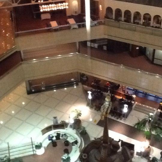 Foto tirada no(a) Crowne Plaza por Ринат У. em 3/2/2012