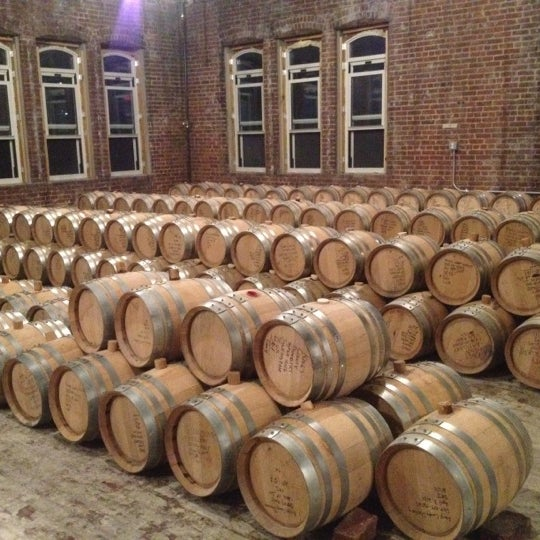 Foto scattata a Kings County Distillery da Palma B. il 7/4/2012