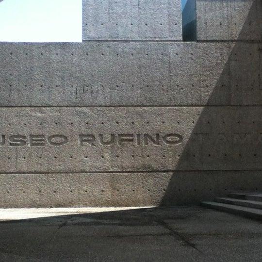 8/26/2012 tarihinde Esmeralda M.ziyaretçi tarafından Museo Tamayo'de çekilen fotoğraf