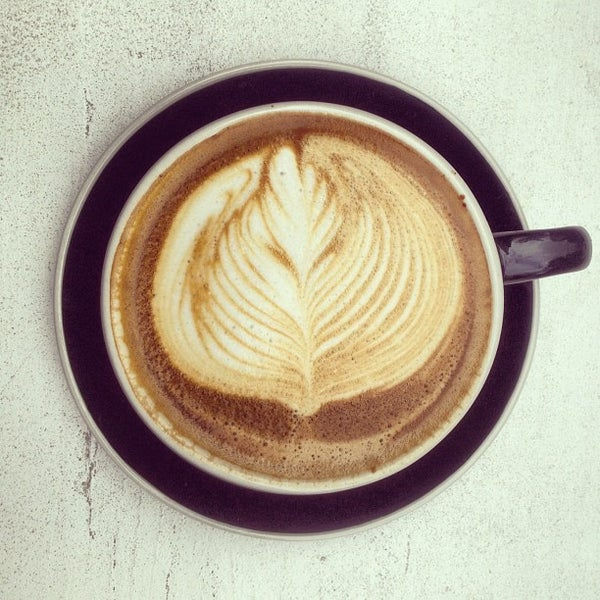 Снимок сделан в Bonanza Coffee пользователем Ailine L. 5/31/2012