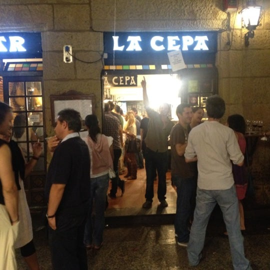9/8/2012にLがLa Cepaで撮った写真