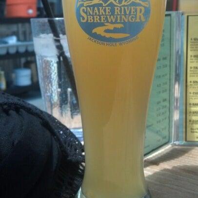 Das Foto wurde bei Snake River Brewery & Restaurant von Meaghen C. am 7/30/2012 aufgenommen