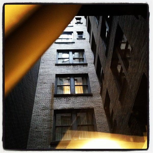 Снимок сделан в Hotel MELA пользователем Becky G. 2/14/2012
