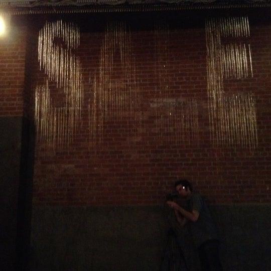 6/13/2012にAmanda G.がEyebeam Art + Technology Centerで撮った写真
