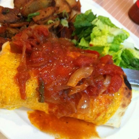 6/22/2012 tarihinde Amy P.ziyaretçi tarafından The Breakfast Club & Grill'de çekilen fotoğraf